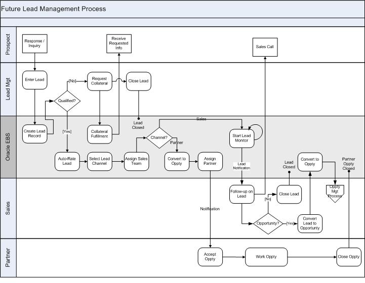 Future Lead Mgmt Process Diagram
